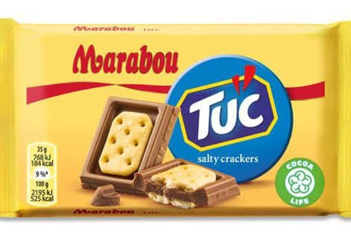 Marabou tuc chocolate bar