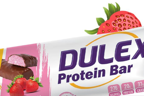 DULEX Protien Bar STRAWBERRY 70 G