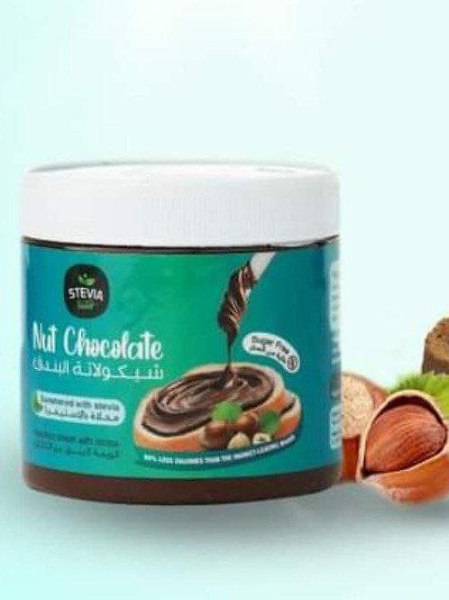 STEVIA Sweet Nut Chocolate 300g