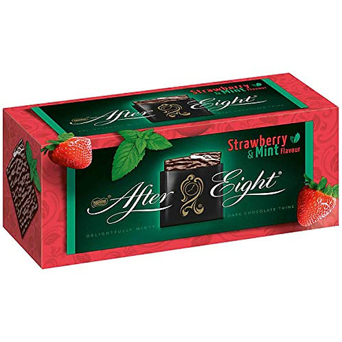 After Eight Strawberry 200g