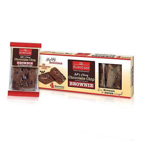 EUROCAKE Chocolate Chip BROWNIE