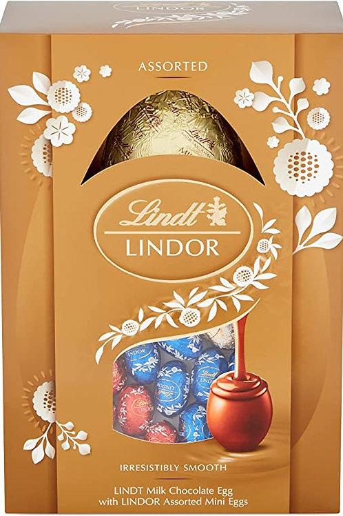 Lindt LINDOR ASSORTED egg 215 g