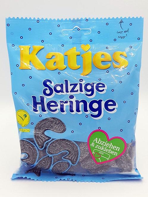 Katjes Salzige Heringe 100 g