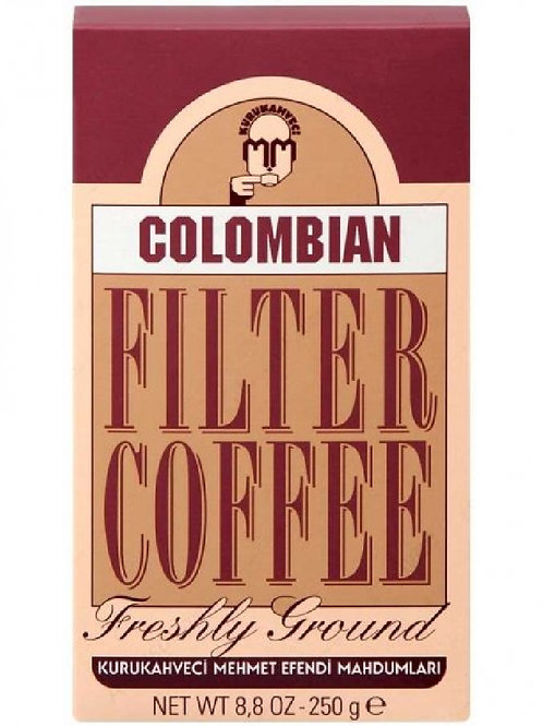 COLOMBIAN FILTER COFFEE 250G