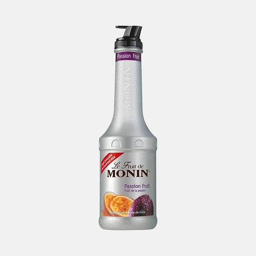 Monin passion fruit puree 1000 ml
