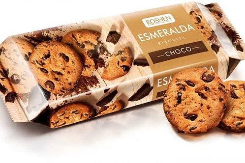roshen dark chocolate cookies