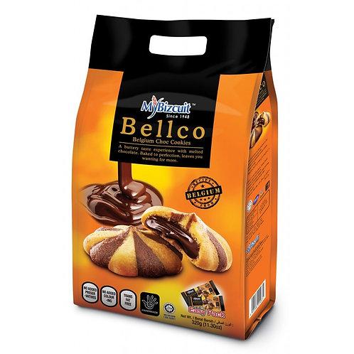 Bellco belgium choc cookies
