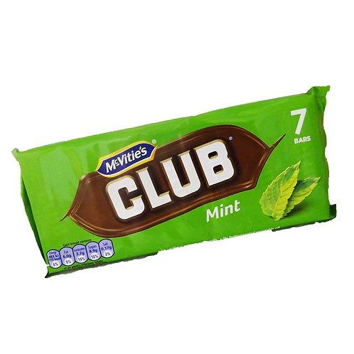 Mcvities CLUB Mint