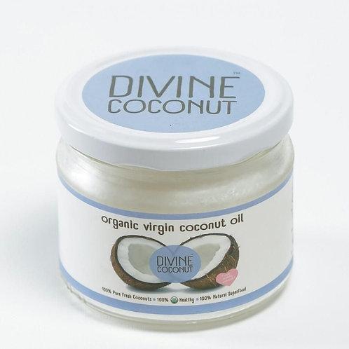 organic virgin coconut oil dine