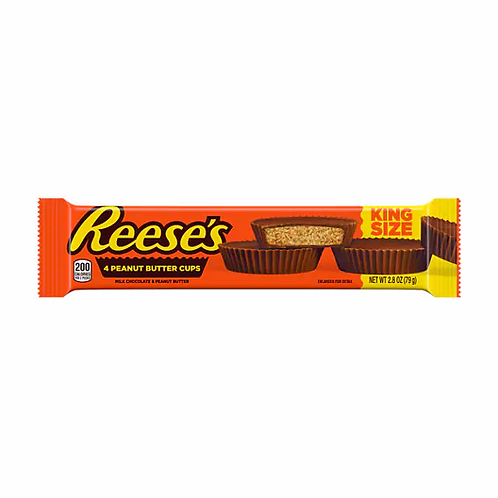 Reese 4 PEANUT BUTTER CUPS 79 G