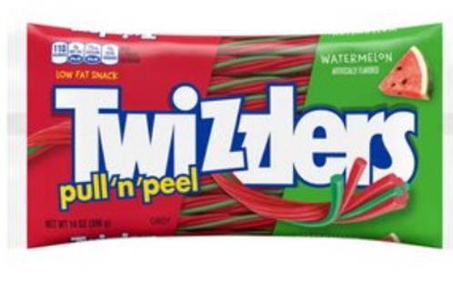 Twizzlers Pull n Peel WATERMELON 311 g