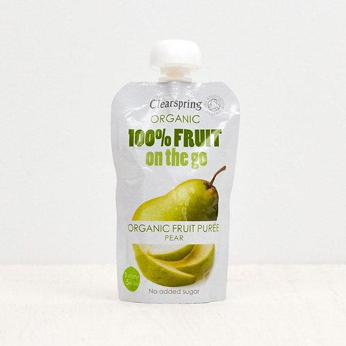 clearspring organic pear