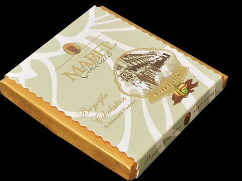 Mabel pistachio chocolate bar