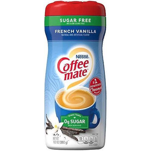 Coffee mate french vanilla (Sugar free)