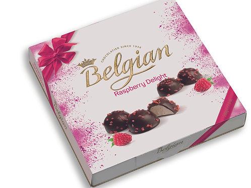Belgian Raspberry Delight 200 g