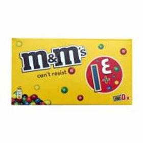 m&m chocolate 45 gm