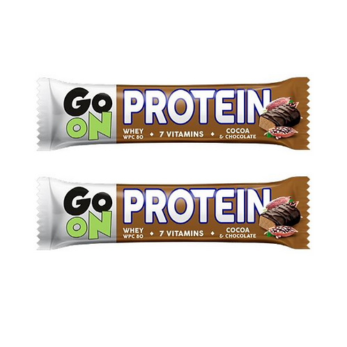GO ON Protein cocoa chocolate