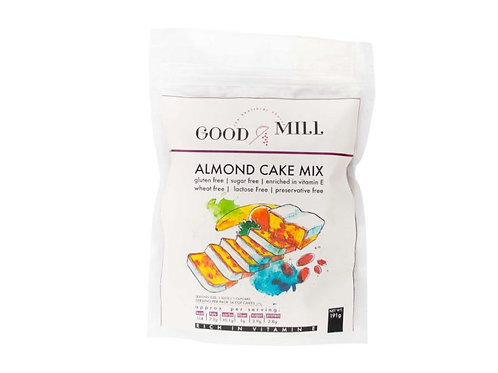 good mill almond cake mix