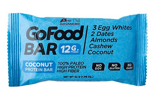 ASN ADVANCED Go Food BAR COCONUT PROTEIN BAR  56 G