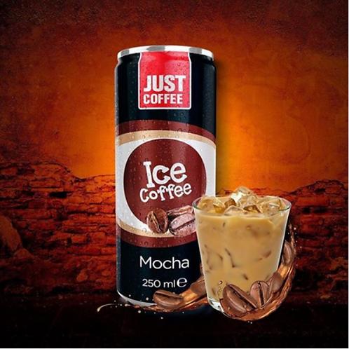 Just Coffee Ice Coffee Mocha
