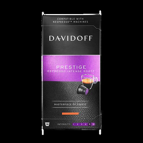 DAVIDOFF PRESTIGE ESPRESSO INTENSE ROAST