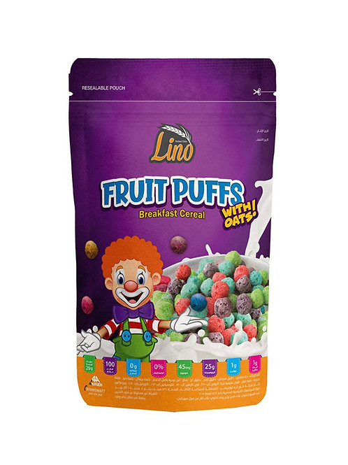 Lino FRUITS PUFFS 375 G