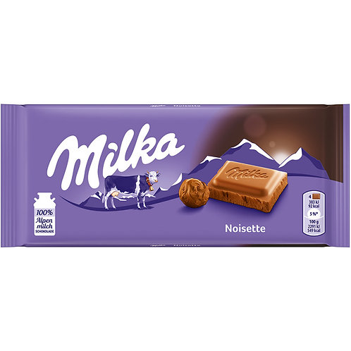 Milka (Noisette)