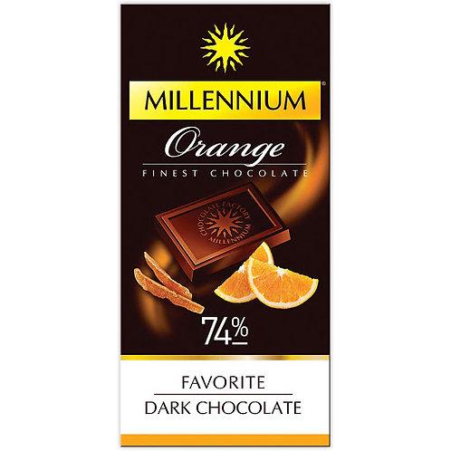 millennium orange finest chocolate