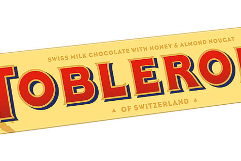 Toblerone Milk Chocolate 100 g
