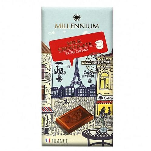 millennium milk chocolate extra creamy
