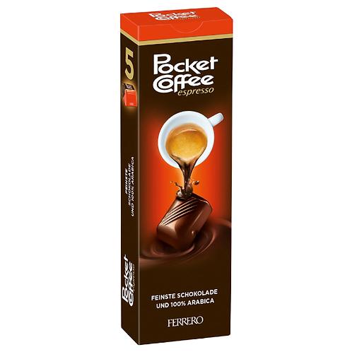 pocket coffee espresso