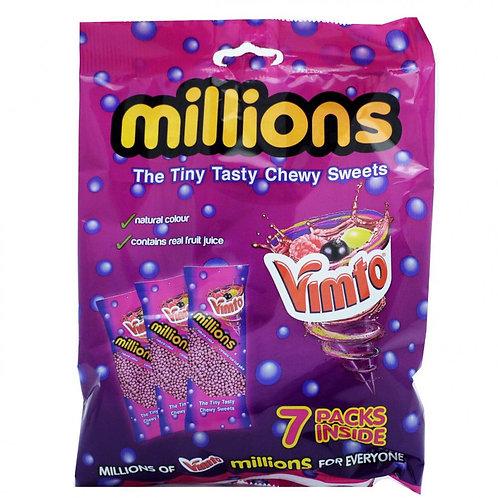 million 7 packs INSIDE