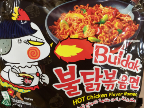 BULDAK CURRY HOT CHIKEN FLAVOR