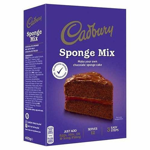 cadbury sponge mix