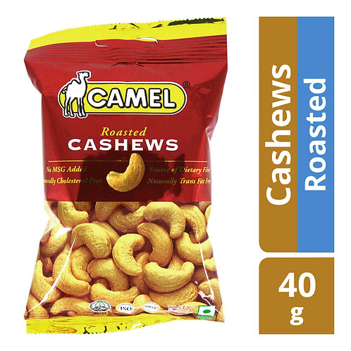 CAMEL CASHEWS