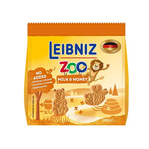LEIBNIZ ZOO MILK& HONEY