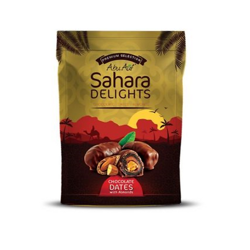 SAHARA DELIGHTS CHOCOLATE DATES ALMONDS