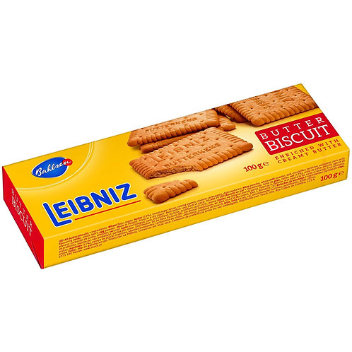LEIBNIZ THE ORIGINAL ENRICHED WITH CREAMY BUTTER
