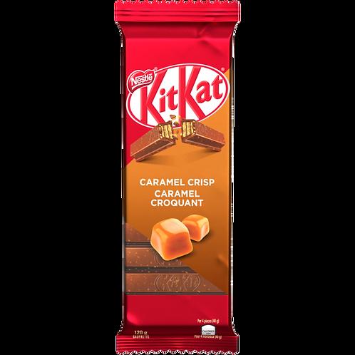 kitkat caramel crisp