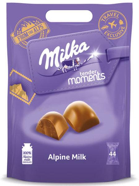 Milka tender moment Alpine Milk  360g