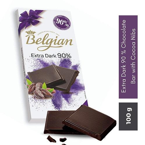 Belgian Extra Dark 90% 100 G