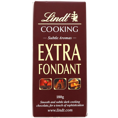Lindt COOKING EXTRA FONDANT 180 G