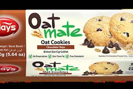 torto oat cookies chocolate chips