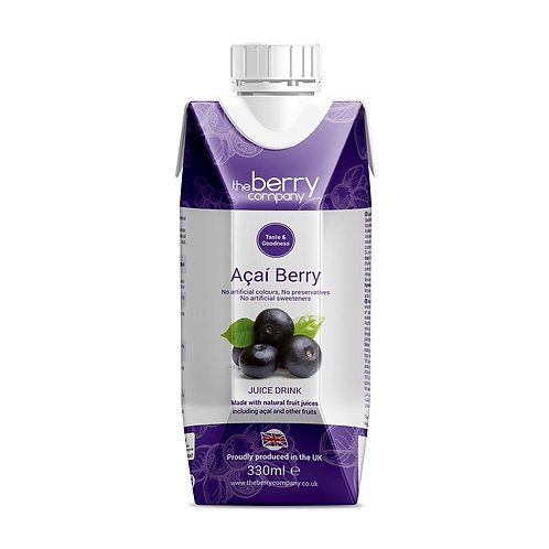 the berry company Acai berry 330ml