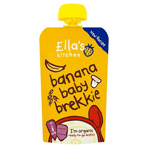 ellas kitchen blueberry banana baby brekkie