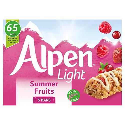 Alpen Light summer fruit