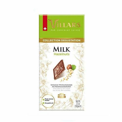 Vilars Milk Hazelnut