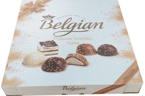 Belgian Pralines Tiramisu Taste 200 g