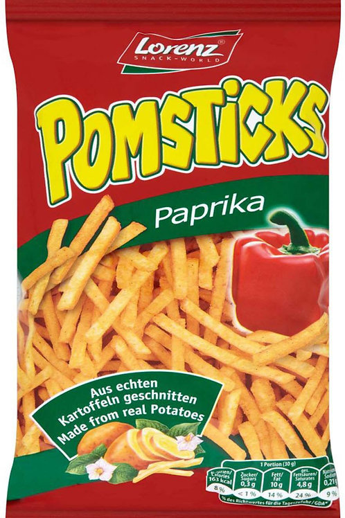 POMSTICKS Paprika 80g