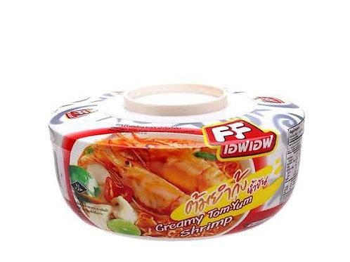 Ff idwidw creamy shrimp  noodle